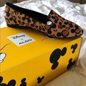 Aldo Disney x Mickey loafers